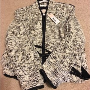 Rebecca Taylor tweed coat size 6