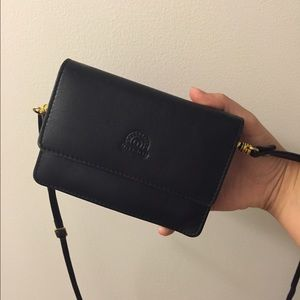 Guidi Handbags - Black Leather Purse