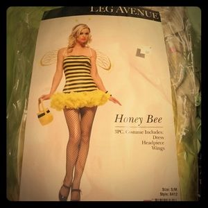 Leg Avenue Other - Halloween Costume Bumble Bee