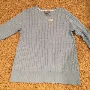 Laura Scott Sweaters - Blue sweater