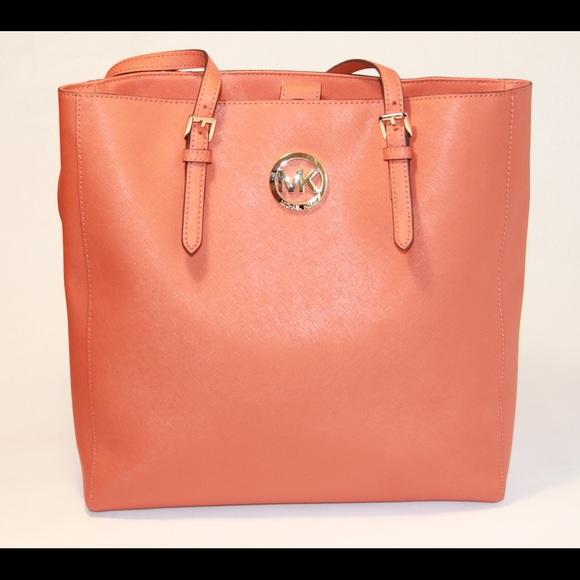 47fa36854f1e michael kors coral handbag sale   OFF30% Discounted