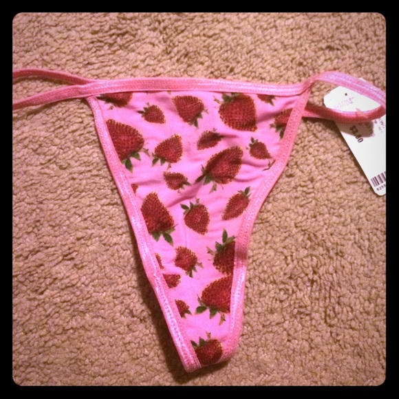 Scratch and sniff panties