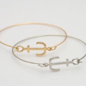 Jewelry - FREE New Anchor Bangle Bracelet w/MaryKay purchase