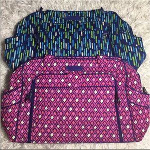 Vera Bradley Bags - 💖SALE💖Vera Bradley Stroll Around Baby Diaper Bag 4e66a7e8eefc0