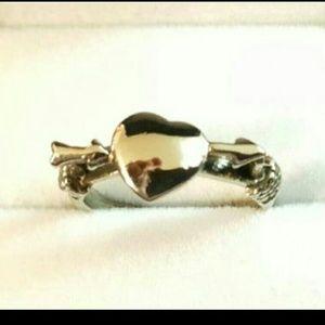 7 Diamonds Jewelry - 🌻SPRING  SALE. 💘Heart ring🐝
