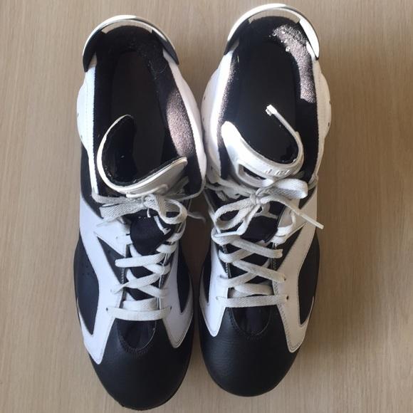 pretty nice exclusive deals running shoes Air Jordan Metro 6 Cleats