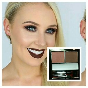 Eyebrow Palette for blondes with setting wax! NEW