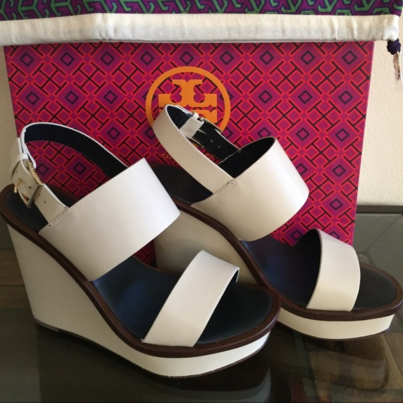7e3b053d5b33 Tory Burch Lexington wedge platform sandals
