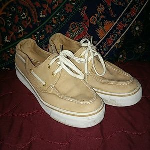 Sperry Top-Sider Shoes - Tan Sperry's