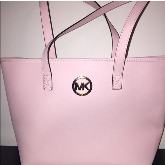 Michael Kors Bags Light Pink Tote Poshmark