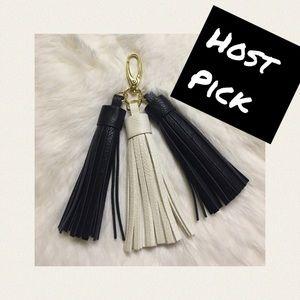Madden Girl Accessories - 🍾Host Pick🍾 Leather Madden Girl Tassel Charm