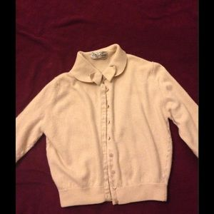 Lyle & Scott Sweaters - 100%pure cashmere sweater with bow neck