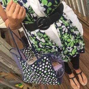 🍀Vera Bradley Clearly Colorful Tote🍀