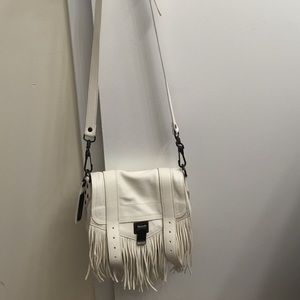 Proenza Schouler Handbags - A White Proenza Cross Body