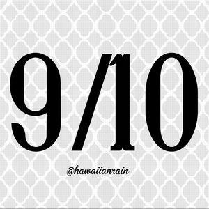 9/10 clothing