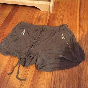 Parachute shorts