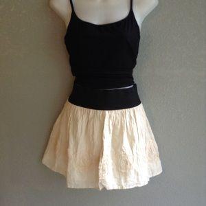Passport Dresses & Skirts - Cute Passport floral embroidered skirt size m