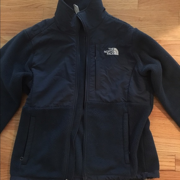 North Face Denali 2 jacket. Navy blue. M 57bdd9d0c284563b50007357 bdefa5ed6