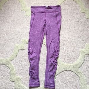 Ivivva Dance Om Leggings Sz 8