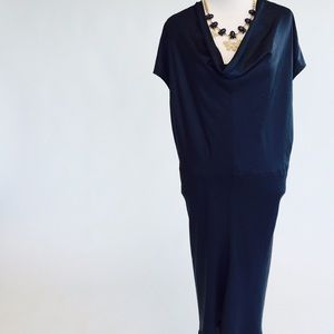 Maria Cornejo Dresses & Skirts - Zero by Maria Cornejo Navy Dress