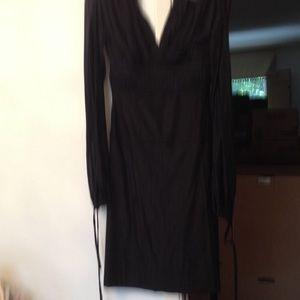 John Varvatos Dresses & Skirts - John Varvatos. Black long sleeve dress