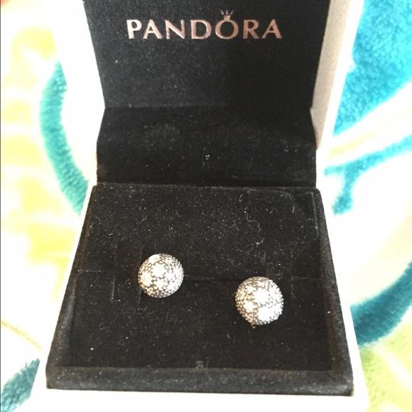 401b329a3 Pandora Jewelry   New Cosmic Stars Earrings   Poshmark