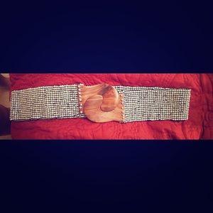 Accessories - Aztec design belt