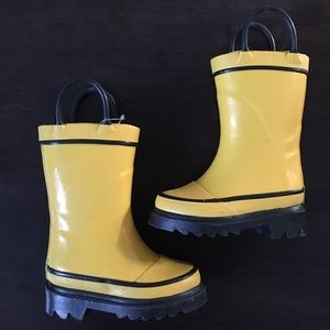Western Chief Other - Western Chief- Yellow Rain Boots Size 5 (1 year)