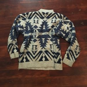 Vintage chunky cosby sweater