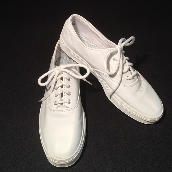 9568e4db2 Keds Shoes | Just In Classic White Leather Upper 8 12 | Poshmark