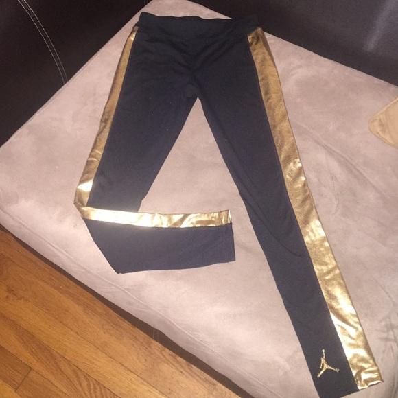 1f6c07be94df Jordan Pants - Nike Jordan tights leggings large girls XS womens