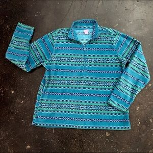 Laura Scott Jackets & Blazers - Laura Scott Pullover Fleece NWOT size Petite L