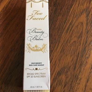 Too Faced Tinted Beauty Balm Nude Glow
