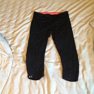 Under Armor workout pants