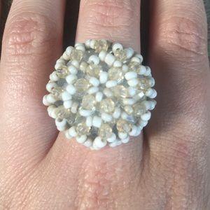 Jewelry - ✨NWOT✨beaded ring