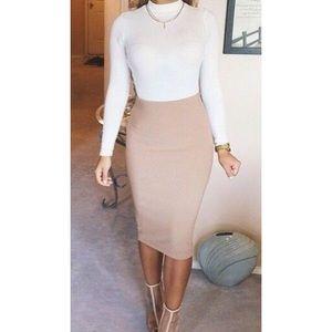 ANGL Dresses & Skirts - Sexy Bodycon Pencil Skirt