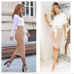 ANGL Dresses & Skirts - Beautiful Pencil Skirt