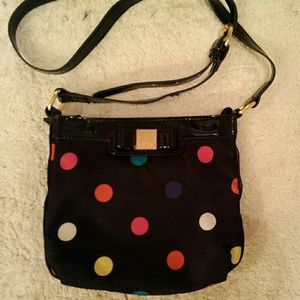 Lulu Handbags - Lulu polka dot cross body bag