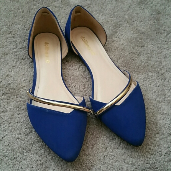 Dollhouse Shoes Flats