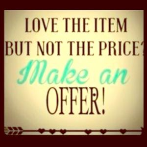 Other - Make me a reasonable offer!