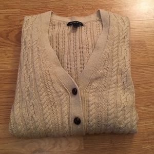 Lands end sweater!