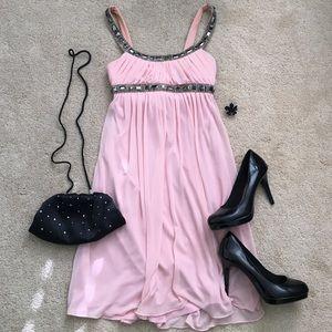 City Studio Dresses & Skirts - ❇️CLOSET CLOSING❇️ Short Pink Dress