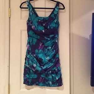 Fitted Express dress