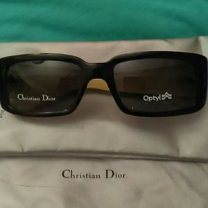 Christian Dior Accessories - Christian Dior Optyl Sunglasses