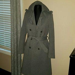 Jackets & Blazers - Development wool coat