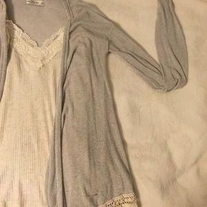 SALE Abercrombie & Fitch knit cardigan