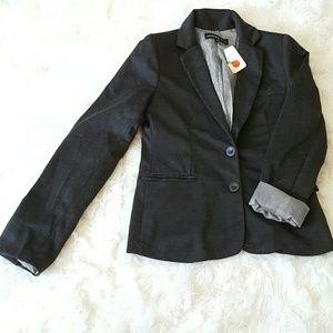 Ambiance Apparel Jackets & Blazers - Grey Blazer (NEW WITH TAG!)