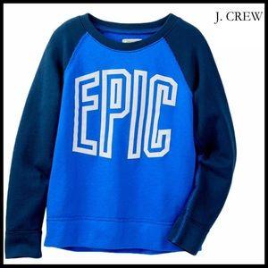 J. Crew Other - ⭐️⭐️1-HOUR SALE J.CREW Glow in the Dark Sweatshirt