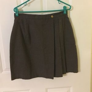 Ambiance Apparel Dresses & Skirts - Plaid skirt