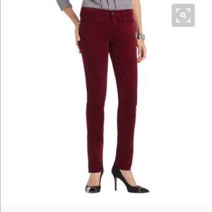 LOFT Pants - LOFT skinny corduroy pant. Size 31. 10/12 fit.